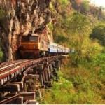 泰緬鉄道写真