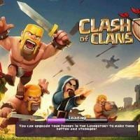 Crash of clans